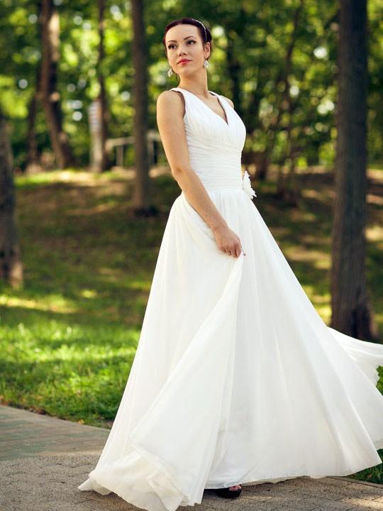 Simple Wedding Dresses from Millybridal UK