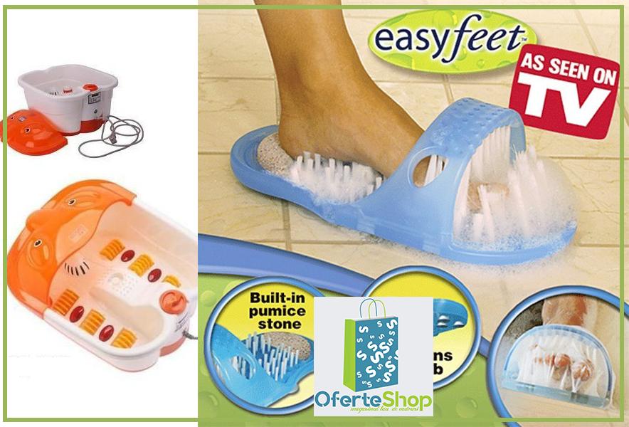 aparat pentru masaj picioare